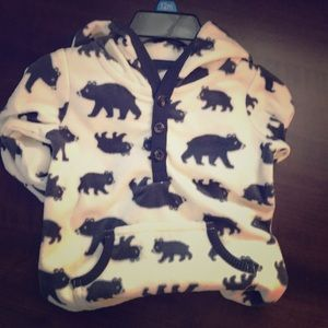 Other - Fleece one-piece outfit, NWT!